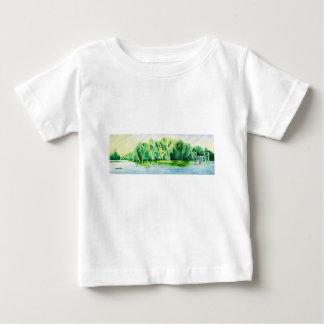Shrimp Boat Baby T-Shirt