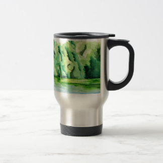 Shrimp Boat Travel Mug