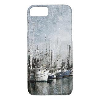 Shrimp Boats iPhone 7 Case