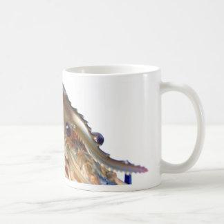 shrimp classic white coffee mug