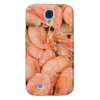 Shrimp HTC Vivid Tough case Galaxy S4 Case