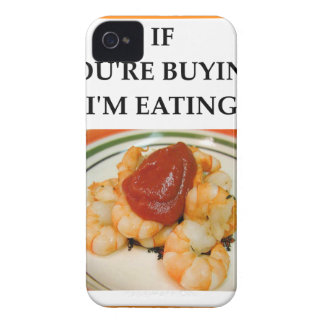 SHRIMP iPhone 4 CASE