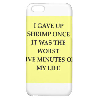 SHRIMP.jpg Case For iPhone 5C