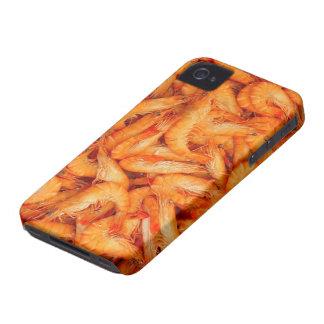 Shrimp phone case