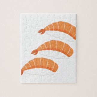 Shrimp Sushi Puzzles
