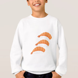 Shrimp Sushi Sweatshirt