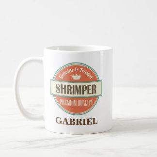 Shrimper Personalized Office Mug Gift