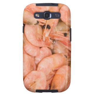 Shrimps Samsung Galaxy S3 Vibe Case Samsung Galaxy S3 Case