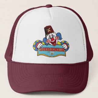 Shrine Clown Trucker Hat