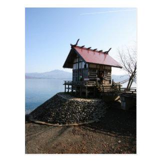 Shrine II Postcard