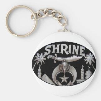 shrine keychain