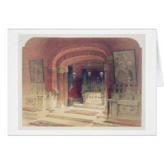 Shrine of the Annunciation, Nazareth, April 20th 1 Card