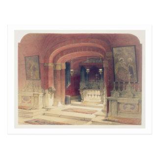 Shrine of the Annunciation, Nazareth, April 20th 1 Postcard