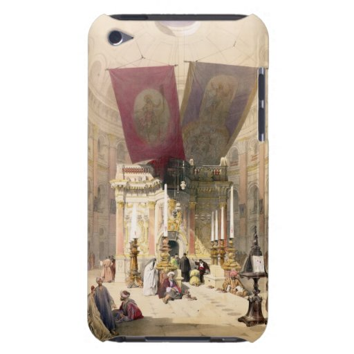 Shrine of the Holy Sepulchre, April 10th 1839, pla iPod Touch Case-Mate Case