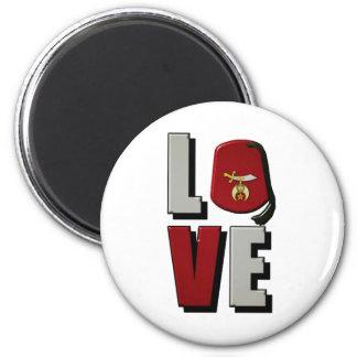 shrinelove magnet