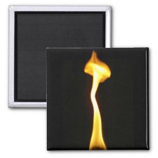 Shroom Flame magnet