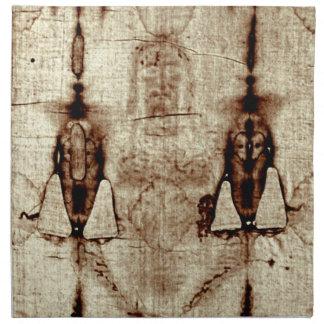 shroud of turin napkin