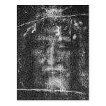 Shroud of Turin Post Card
