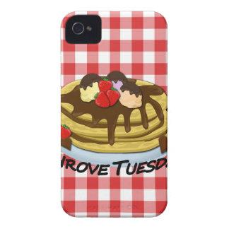 Shrove Tuesday - pancakes iPhone 4 Case