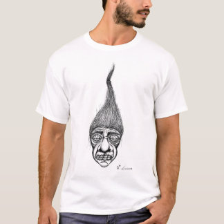 Shrunken Head, .com T-Shirt
