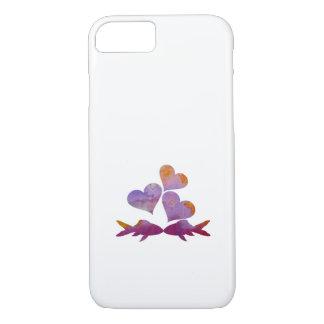 shubunkin art Case-Mate iPhone case