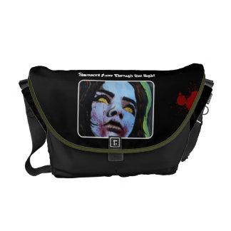 'Shudders Pass' Rickshaw Messenger Bag