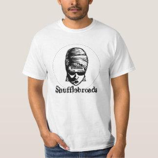 Shufflebroads Official Cheap White T T-Shirt