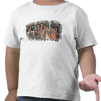 Shuja ud-daula, Nawab of Oudh  and his Ten Shirt