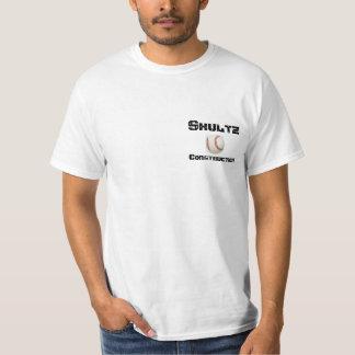 Shultz Construction - Value shirt