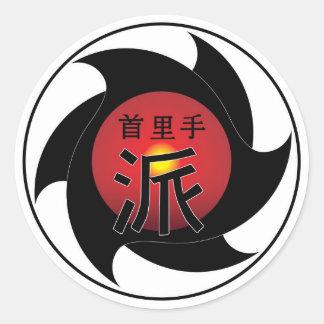 Shuri Te Ha Sticker