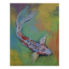 Shusui Butterfly Koi Poster