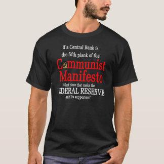Shut Down the Federal Reserve T-Shirt