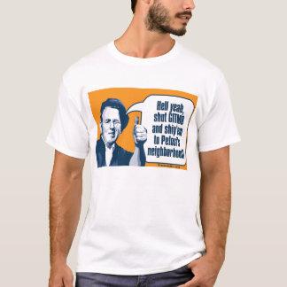 Shut Gitmo - Sarcastic Workman T-Shirt