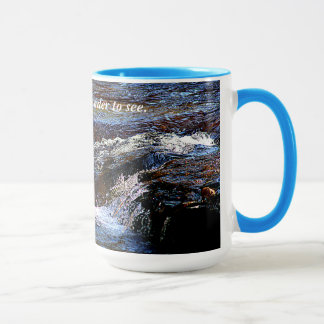 Shut My Eyes Mug