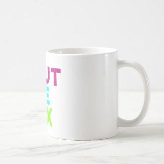 Shut The Box Logo Coffee Mug