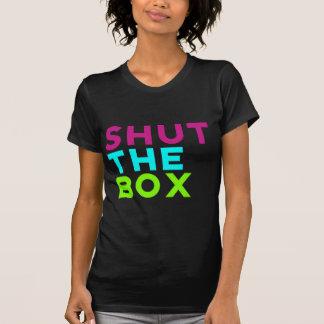 Shut The Box Logo T-Shirt