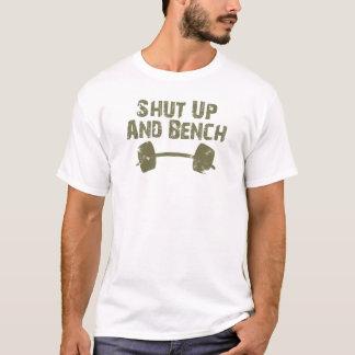 Shut Up and Bench T-Shirt