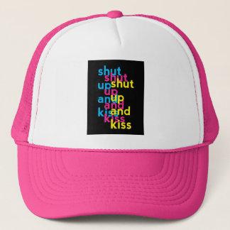 Shut up and kiss, Girls Power Trucker Hat