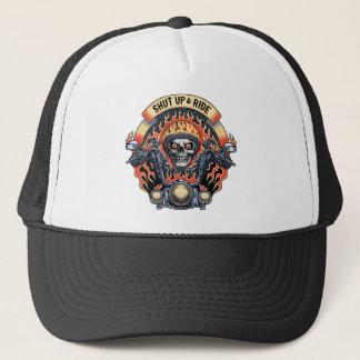Shut Up & Ride -11116 Trucker Hat