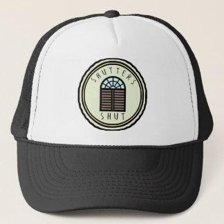 Shutters Shut! Trucker Hat