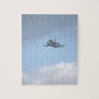 """Shuttle """"Discovery"""" near_Military Aircraft Puzzles"""