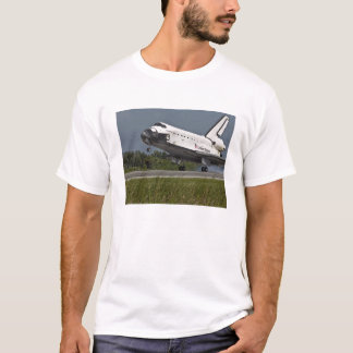 Shuttle Endeavour landing Kennedy Space Center T-Shirt