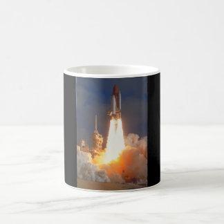 Shuttle launch_Space Coffee Mug
