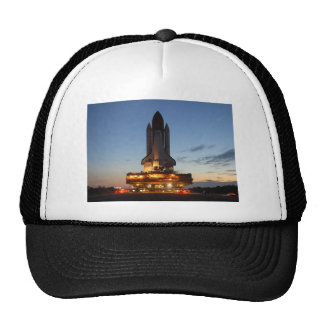 Shuttle on Pad at Sunrise Cap