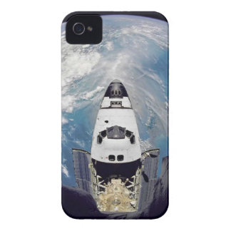 Shuttle Over Earth iPhone 4 Cases