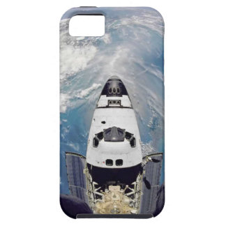 Shuttle Over Earth iPhone 5 Covers