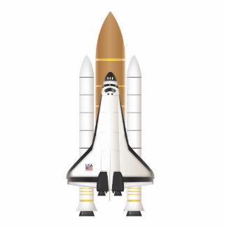 Shuttle Photo Sculptures