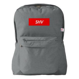 SHV Box Logo Backpack