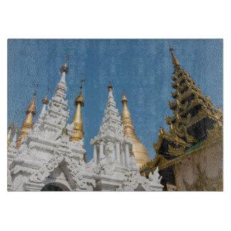 Shwedagon Pagoda Exterior Boards