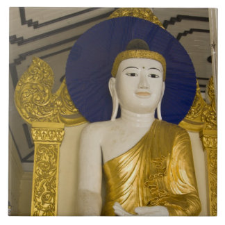 Shwedagon Pagoda (Paya), large temple site that 3 Tiles